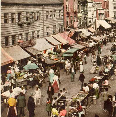 New York market