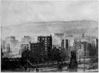 The Ruined Business District of San Francisco, After the EarthQuake