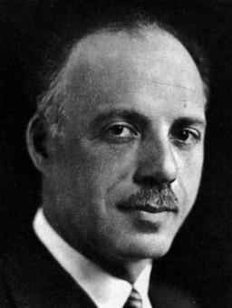 Hermann I. A. Dorner, 1930. German Aircraft Designer