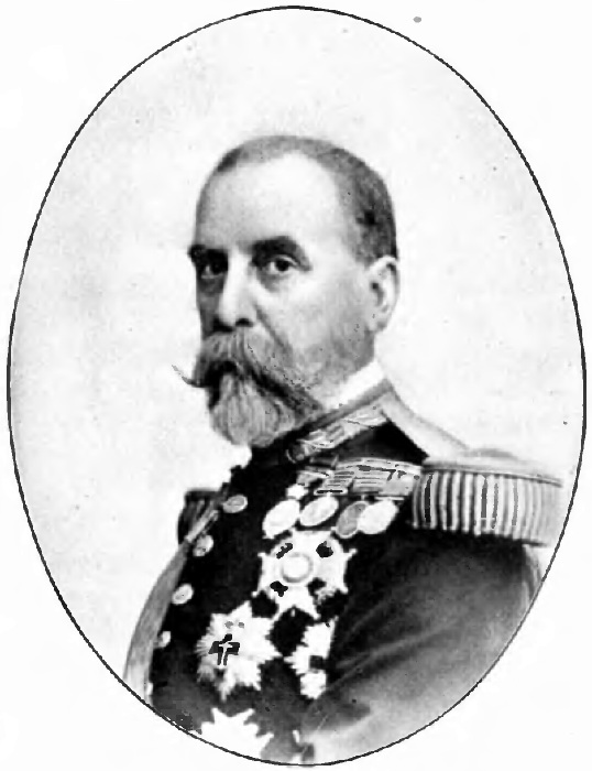 One of the Spanish Commanders in Cuba