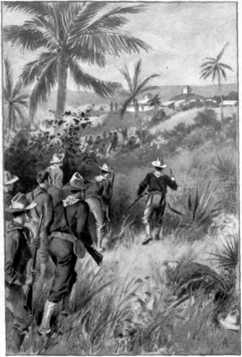The Attack on San Juan Hill During the Spanish-American War