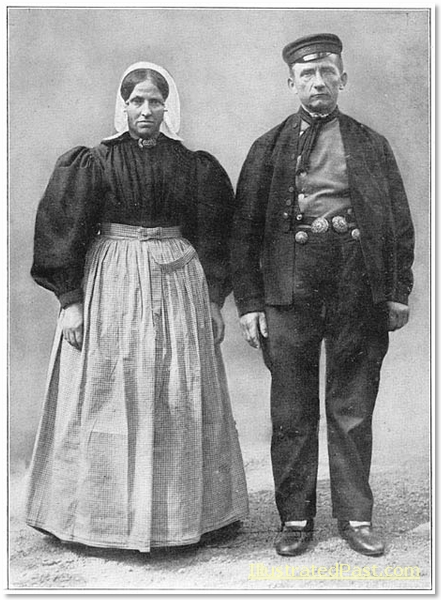 Ducth Fisherman and His Wife