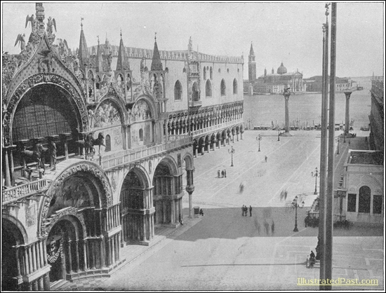 St. Mark's Square. Venice, Italy
