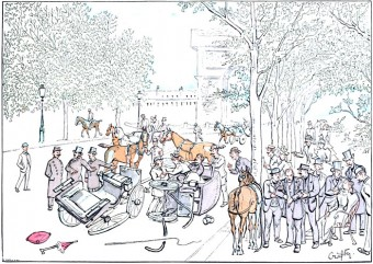 The Results: A Carriage Accident