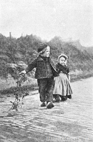 Dutch Boy and Girl