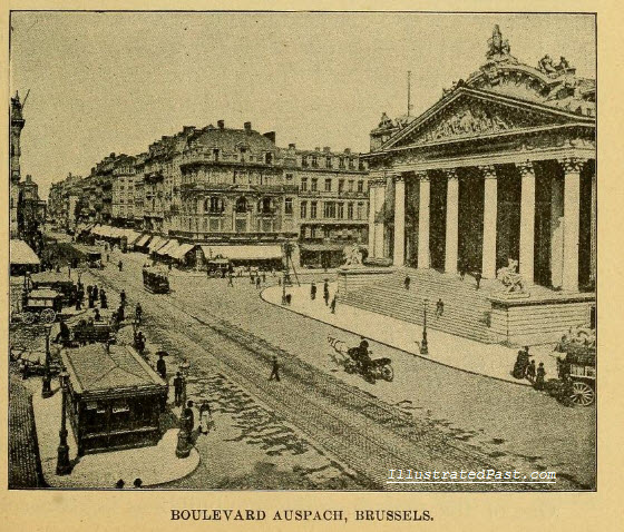 Brussels, 1902