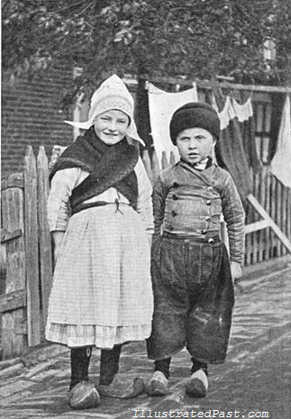 Two Dutch Children
