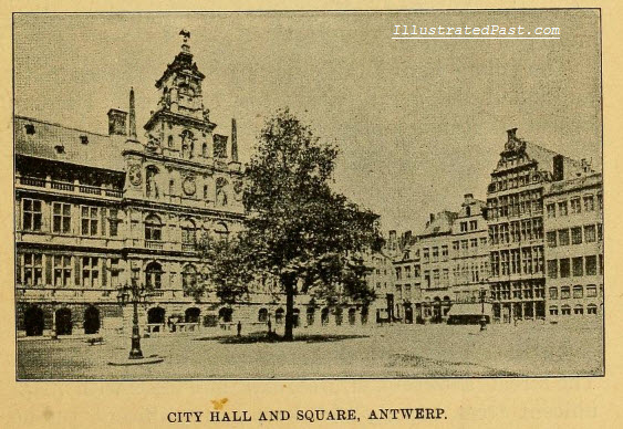 City Hall, Antwerp