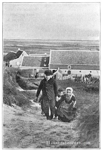Dutch Farm Children