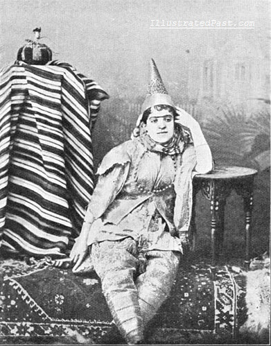 A Jewish Woman in Tunis, 1902