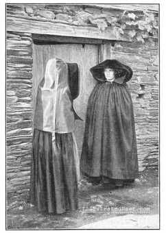 traditional mourning clothes