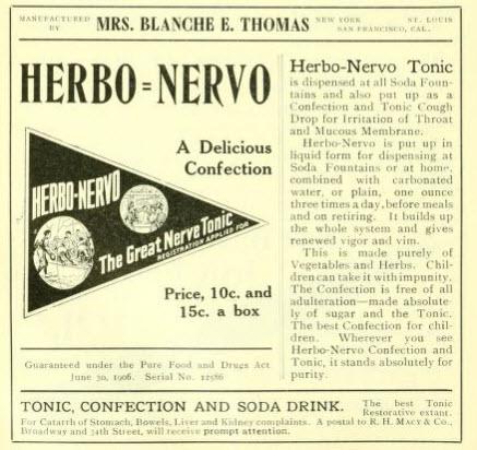 nervetonic
