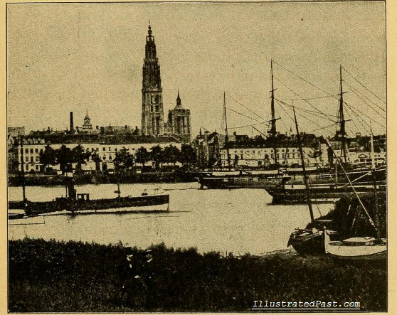 Antwerp Port