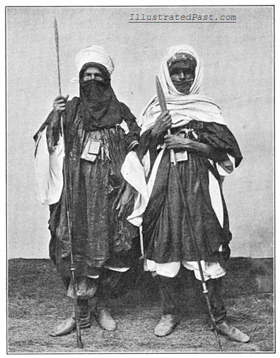 Tuaregs of the Sahara