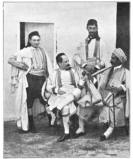 A Trip to Tunis and Algiers in 1902