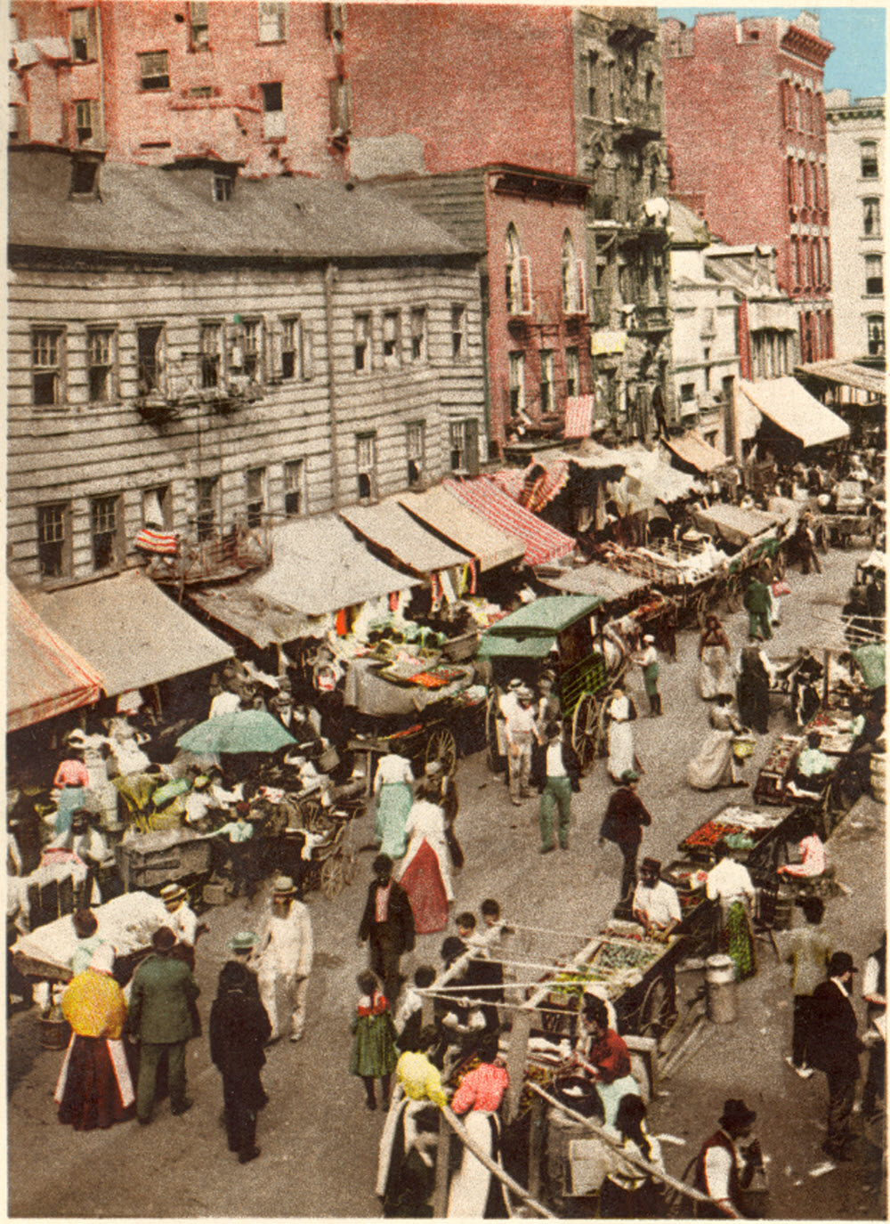 Jewish Market - Lower East Side
