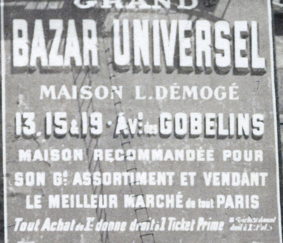 French Billboard Advertising