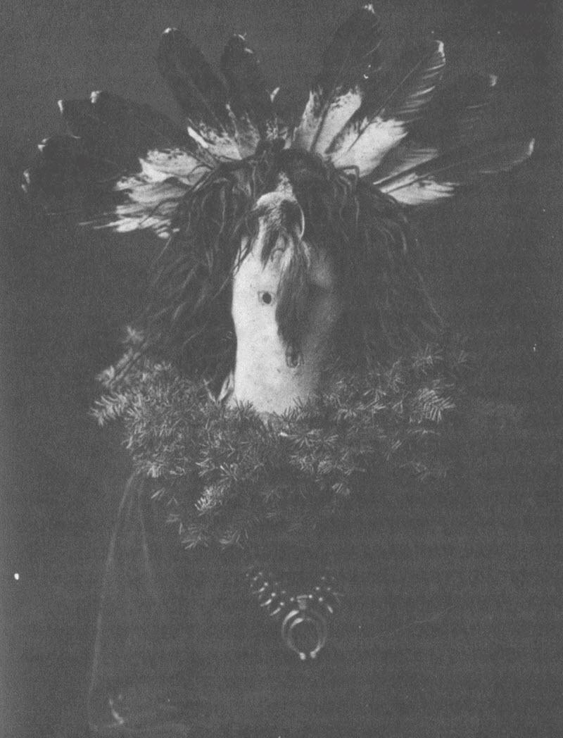 Navajo Mask