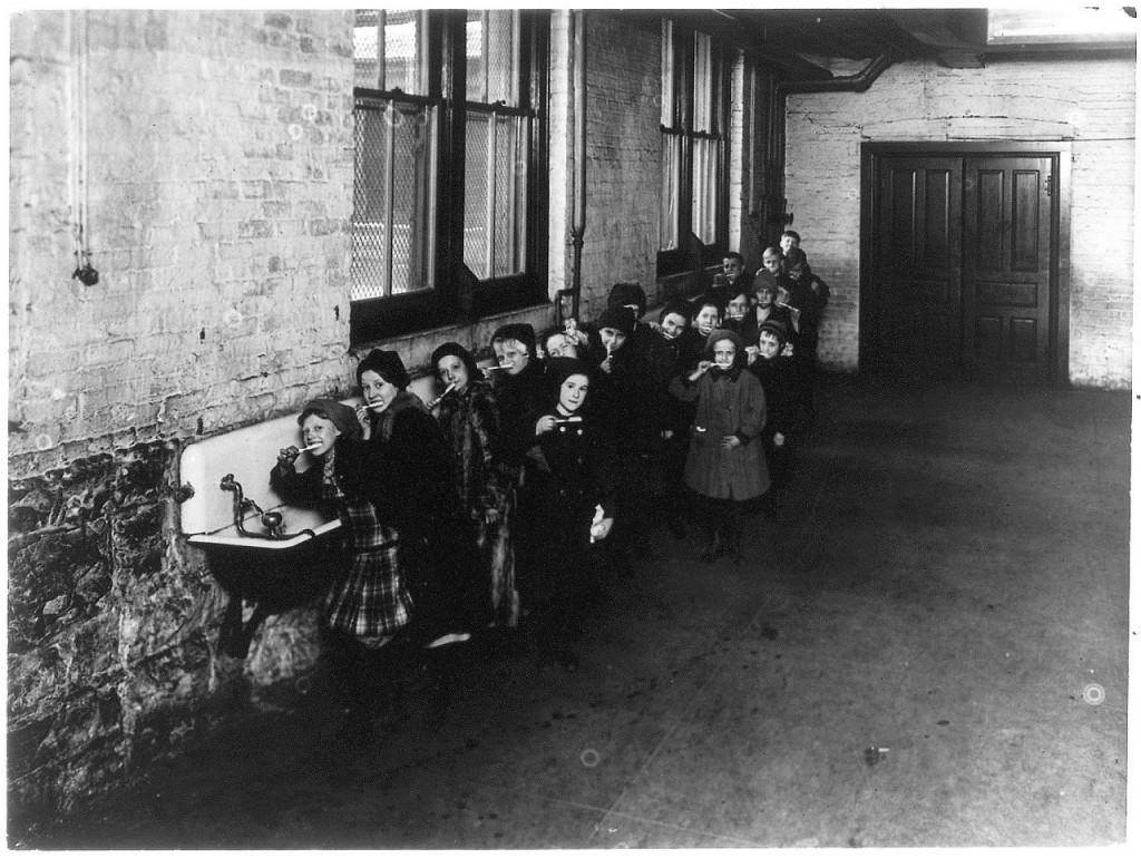 School Children 1910