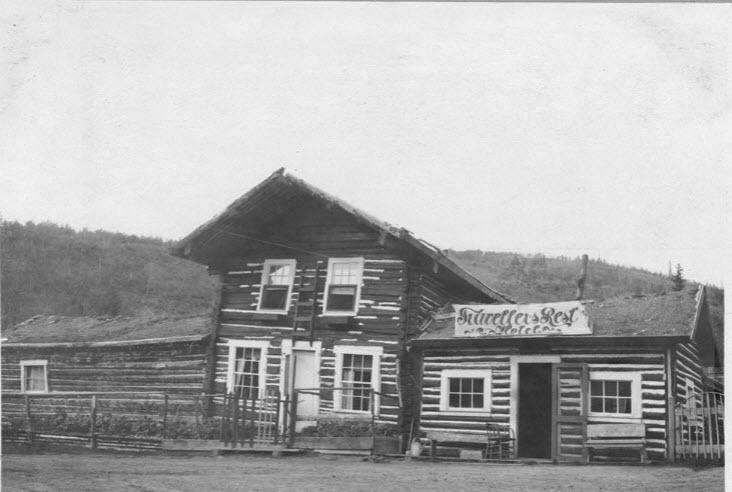Traveller's Rest Hotel