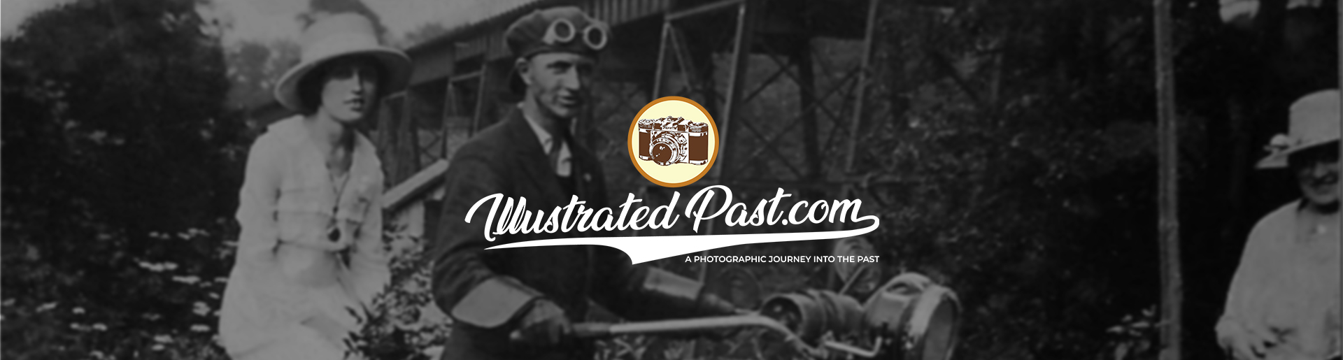 IllustratedPast.com - Here you will find old historical vintage photographs, videos and images from the past.