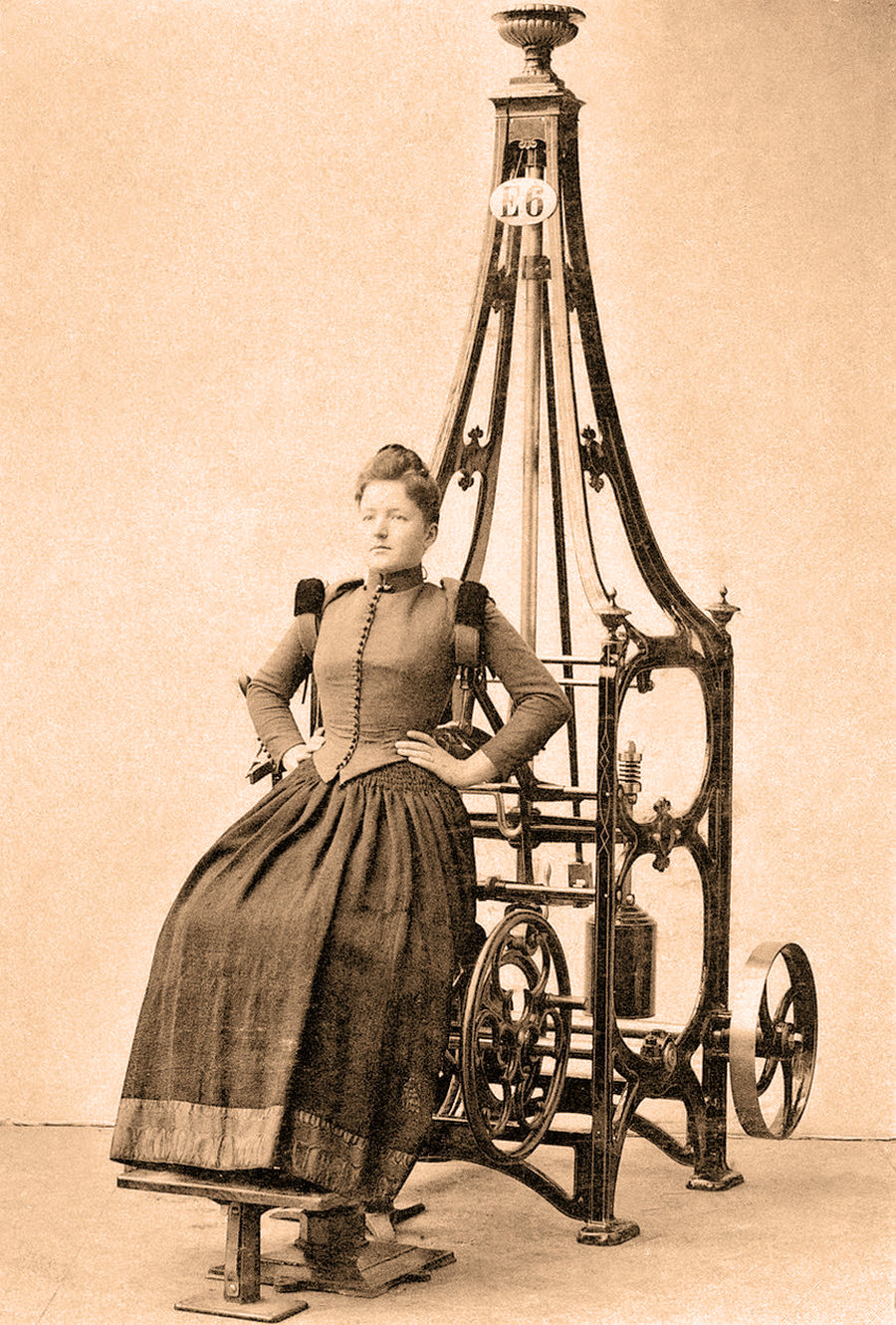 Hitting the Gym During the Victorian Era
