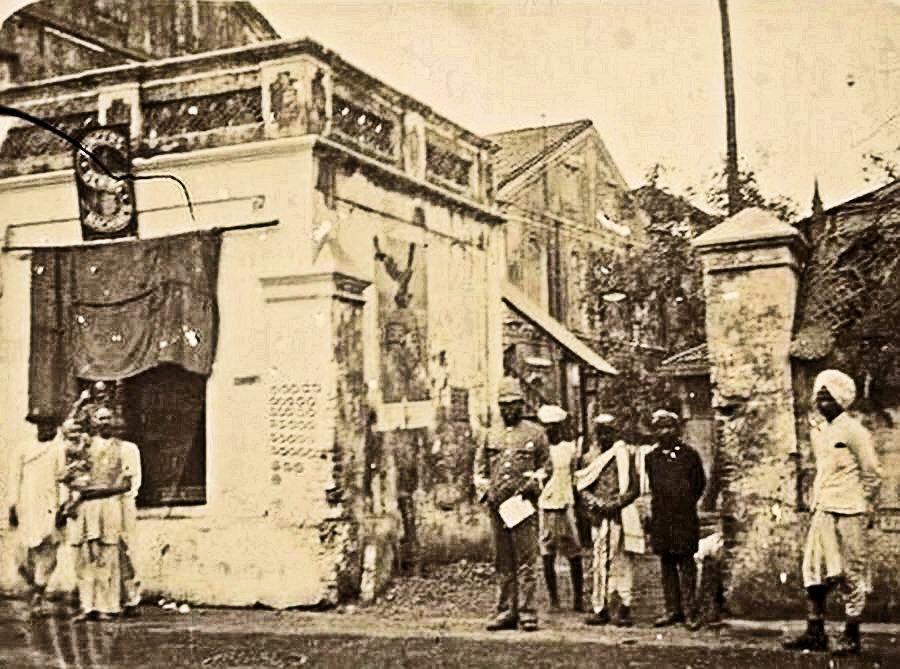 The Plague House
