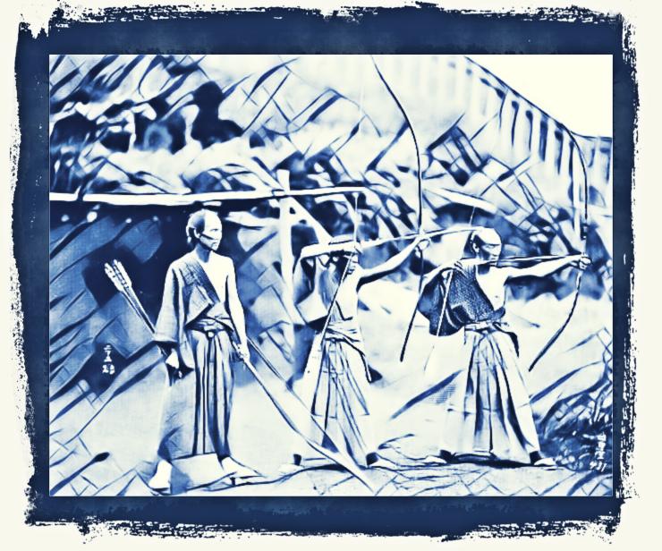 Real Samurai of Old Japan